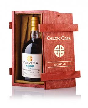 January Tasting Sample- Celtic Cask Ocht