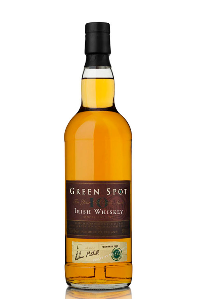 Green Spot 10 Year Old Pure Pot Still
