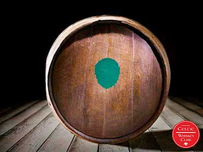Green-Spot-on-barrel